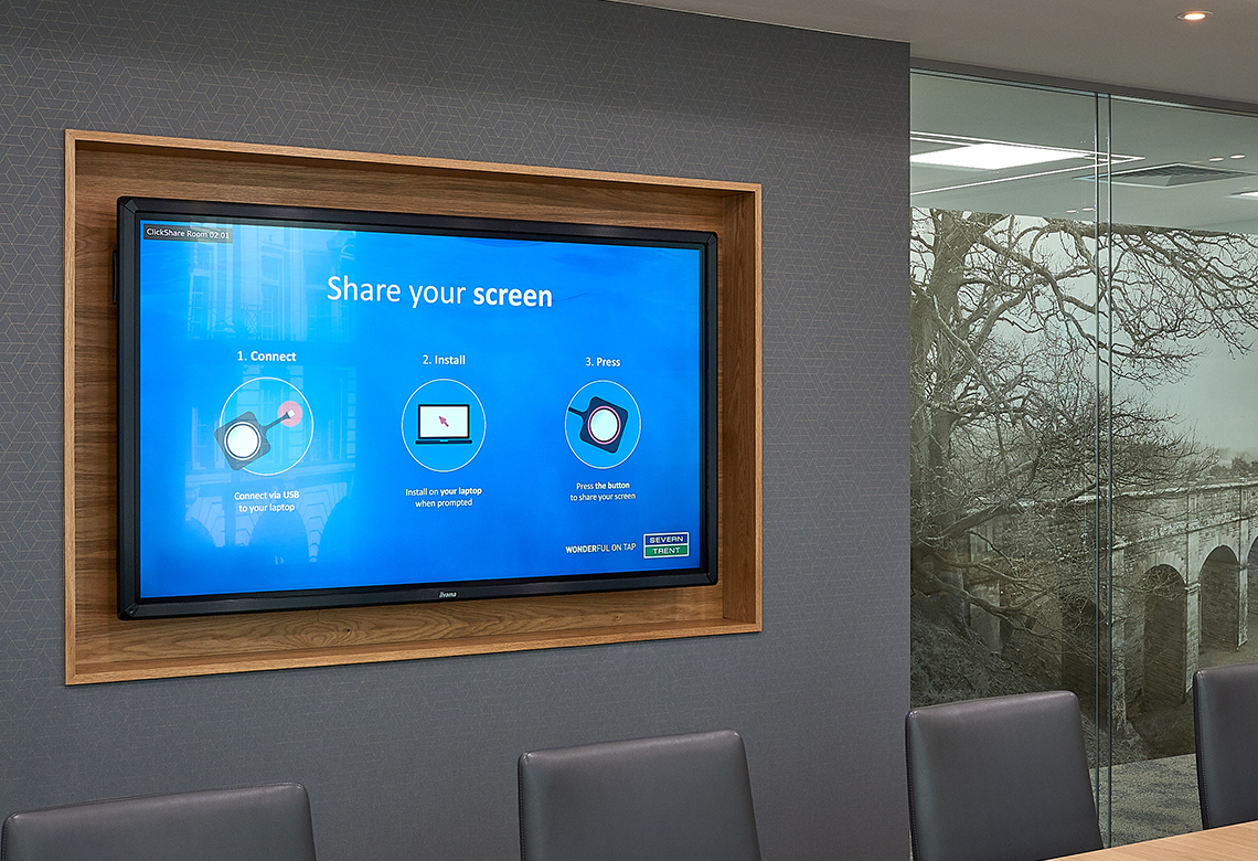 Meeting Room Audio Visual Solutions
