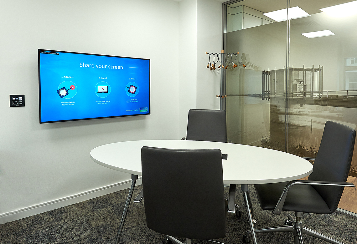 Interactive Smart Meeting Rooms